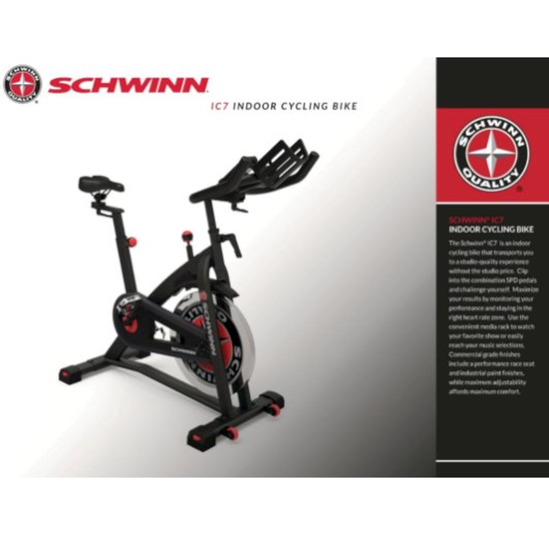 Schwinn IC7