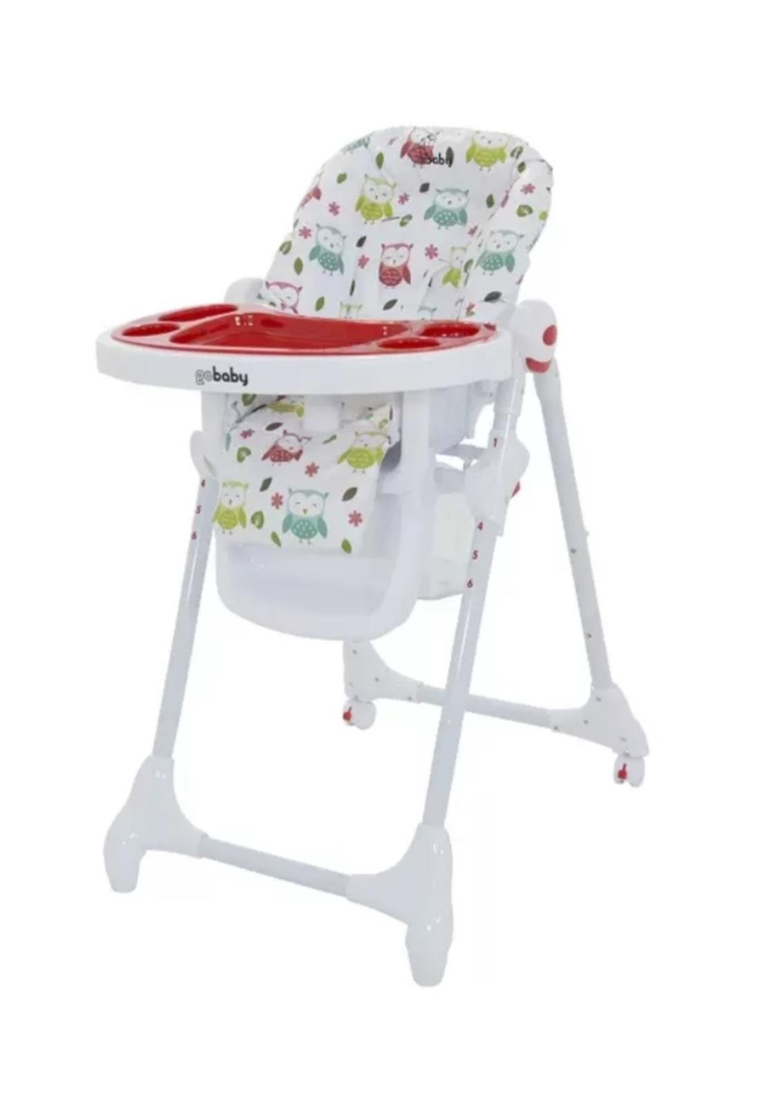 כיסא אוכל Go Baby