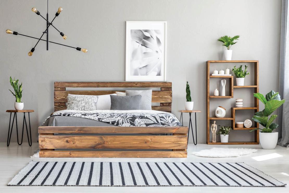 מיטה זוגית דגם 5001