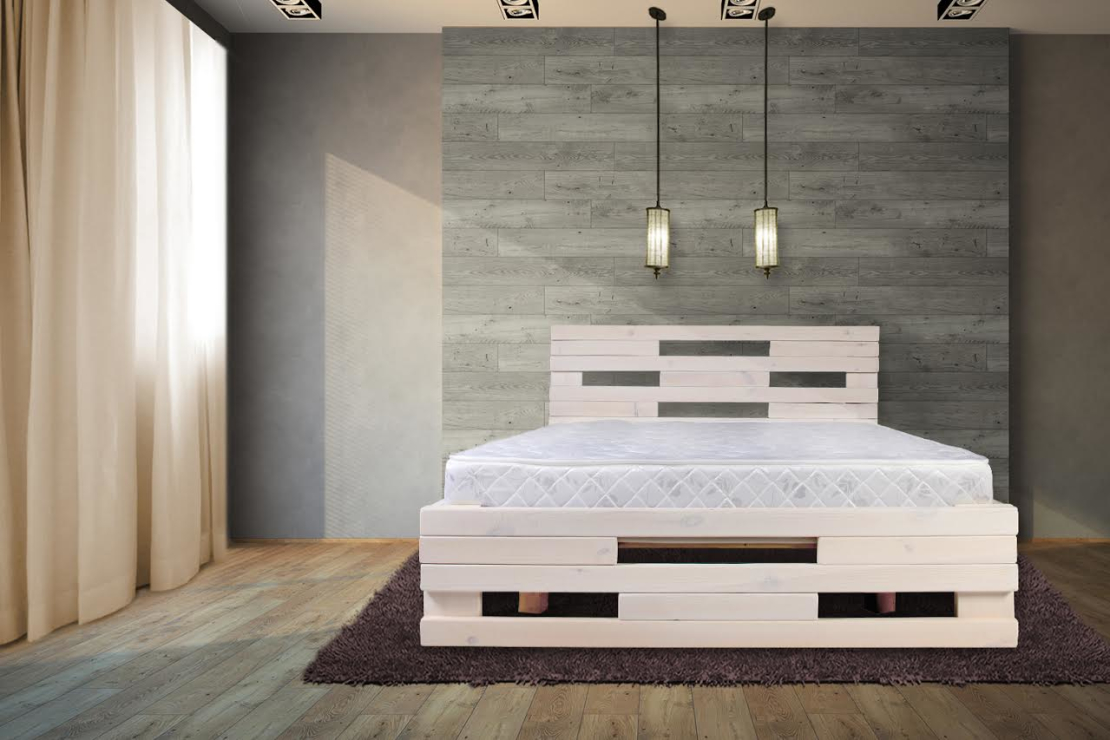 מיטה זוגית דגם 5004