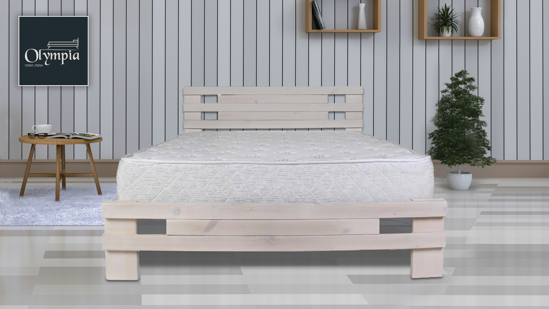 מיטה זוגית דגם 5009