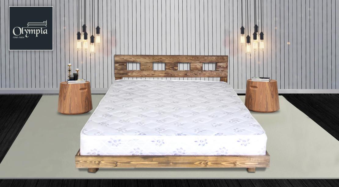 מיטה זוגית דגם 5012