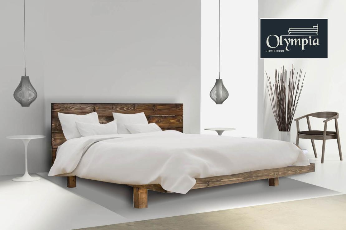 מיטה זוגית דגם 5013