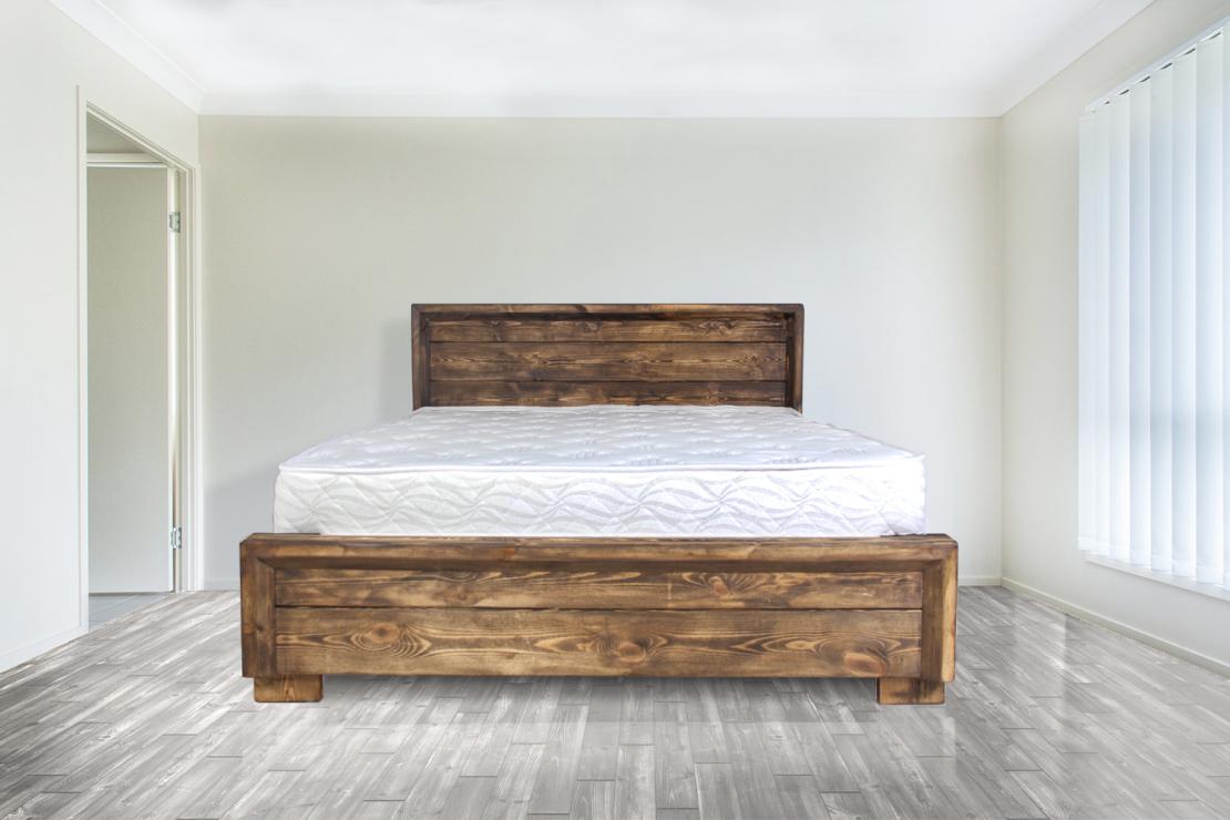 מיטה זוגית דגם 5015