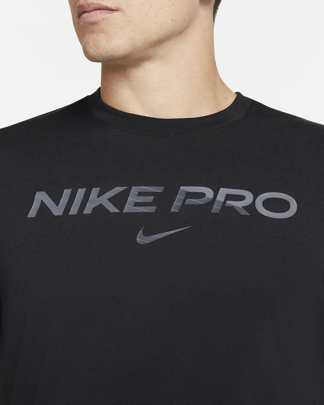 חולצת נייק גברים   Nike Pro Men's T-Shirt