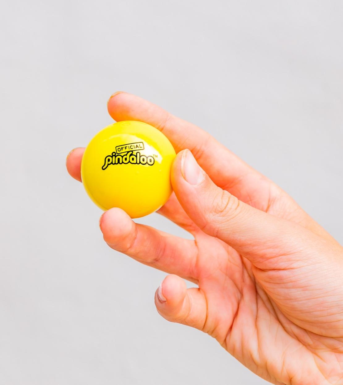 כדור צהוב רישמי של פינדלו - משחק לשיפור מוטוריקה וקורדינציה