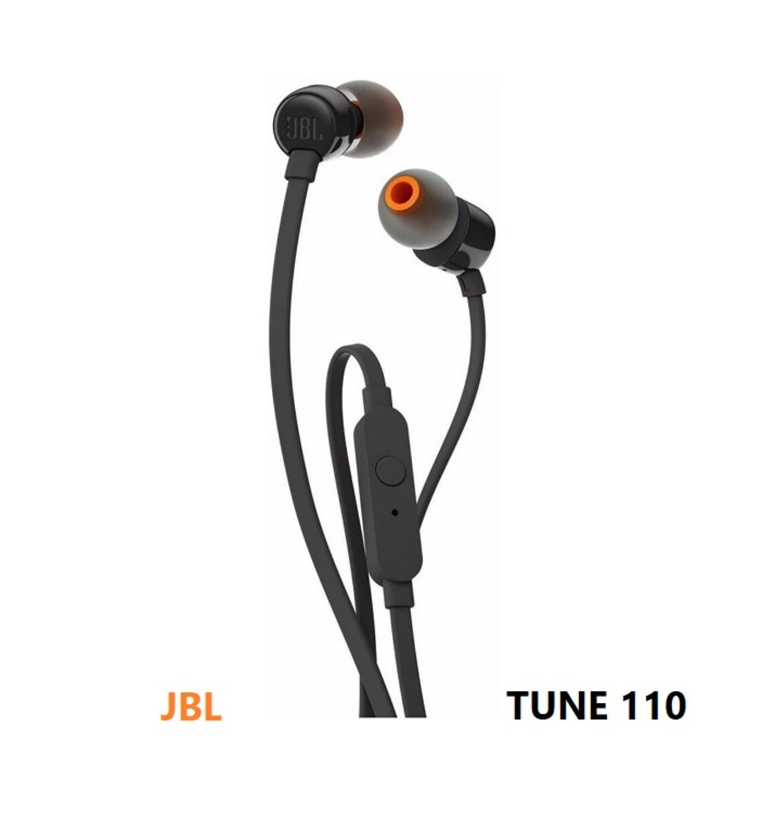 אוזניות JBL 110 TUNE