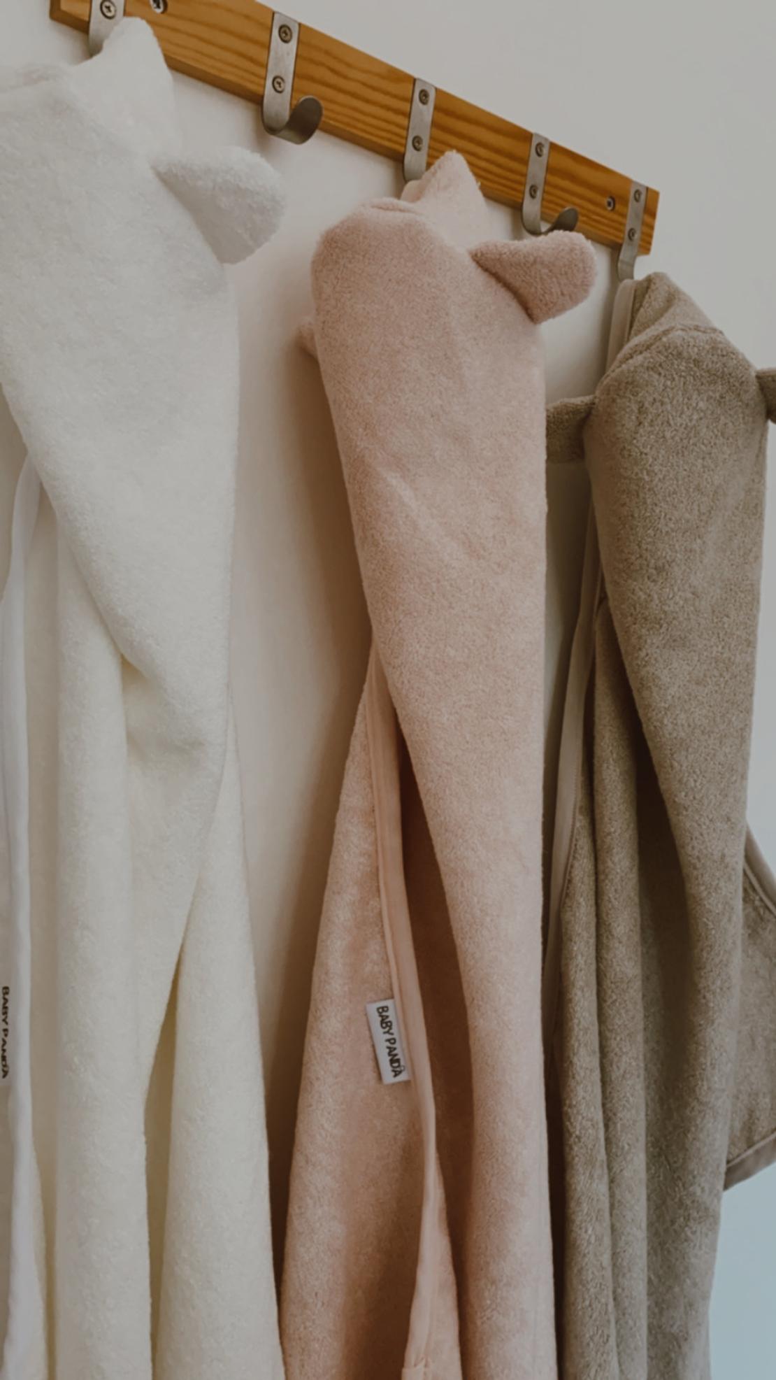 מגבת במבוק אורגני 90*70 NB | נס קפה