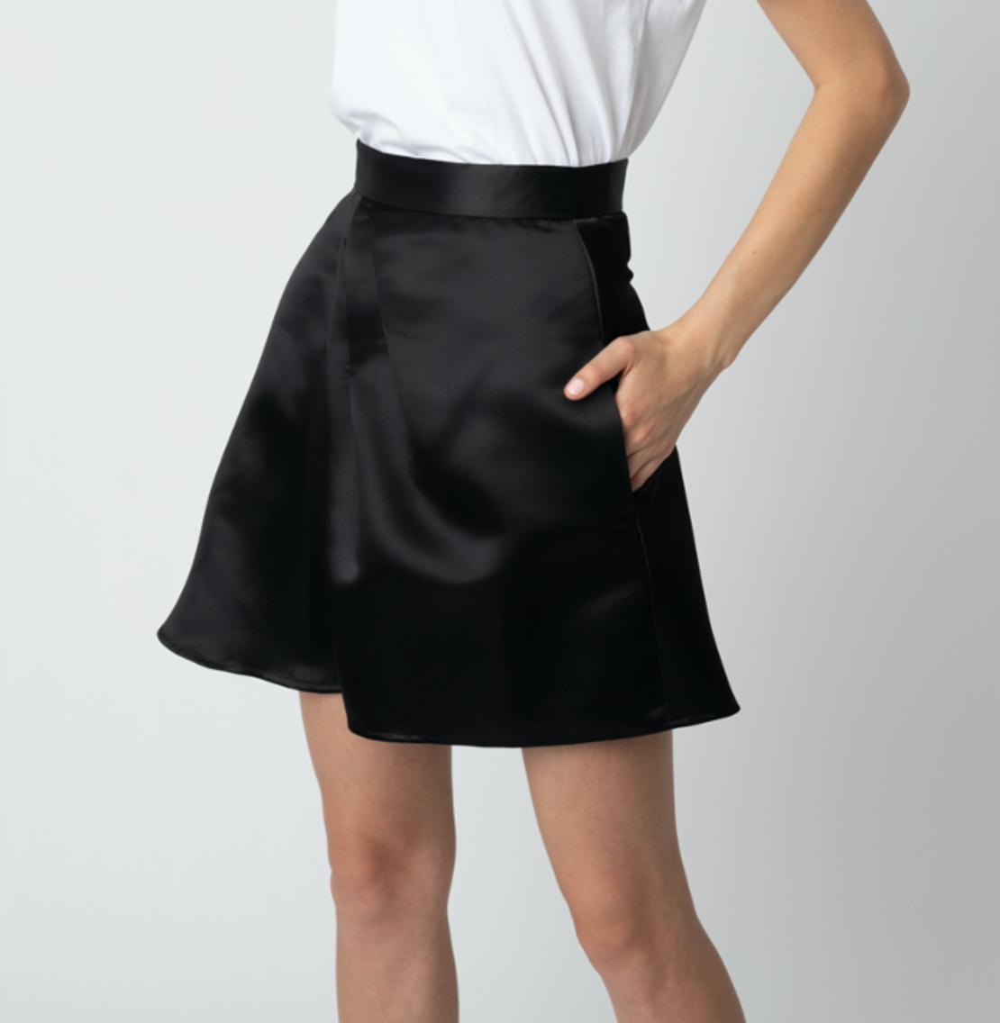 Sofi Skirt - Black