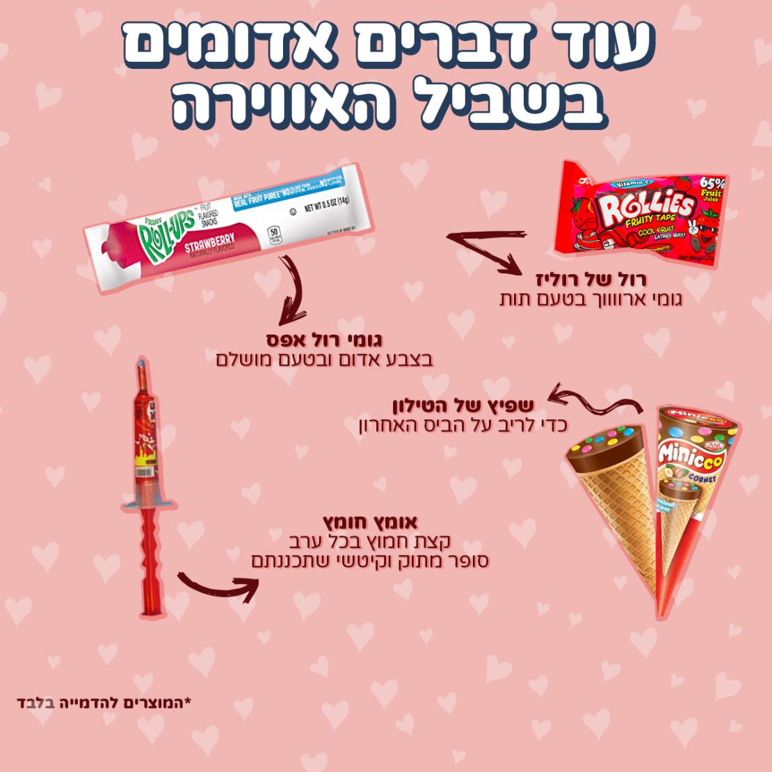 SweetBox Love - מתנה לאנשים שאתם הכי אוהבים (L)