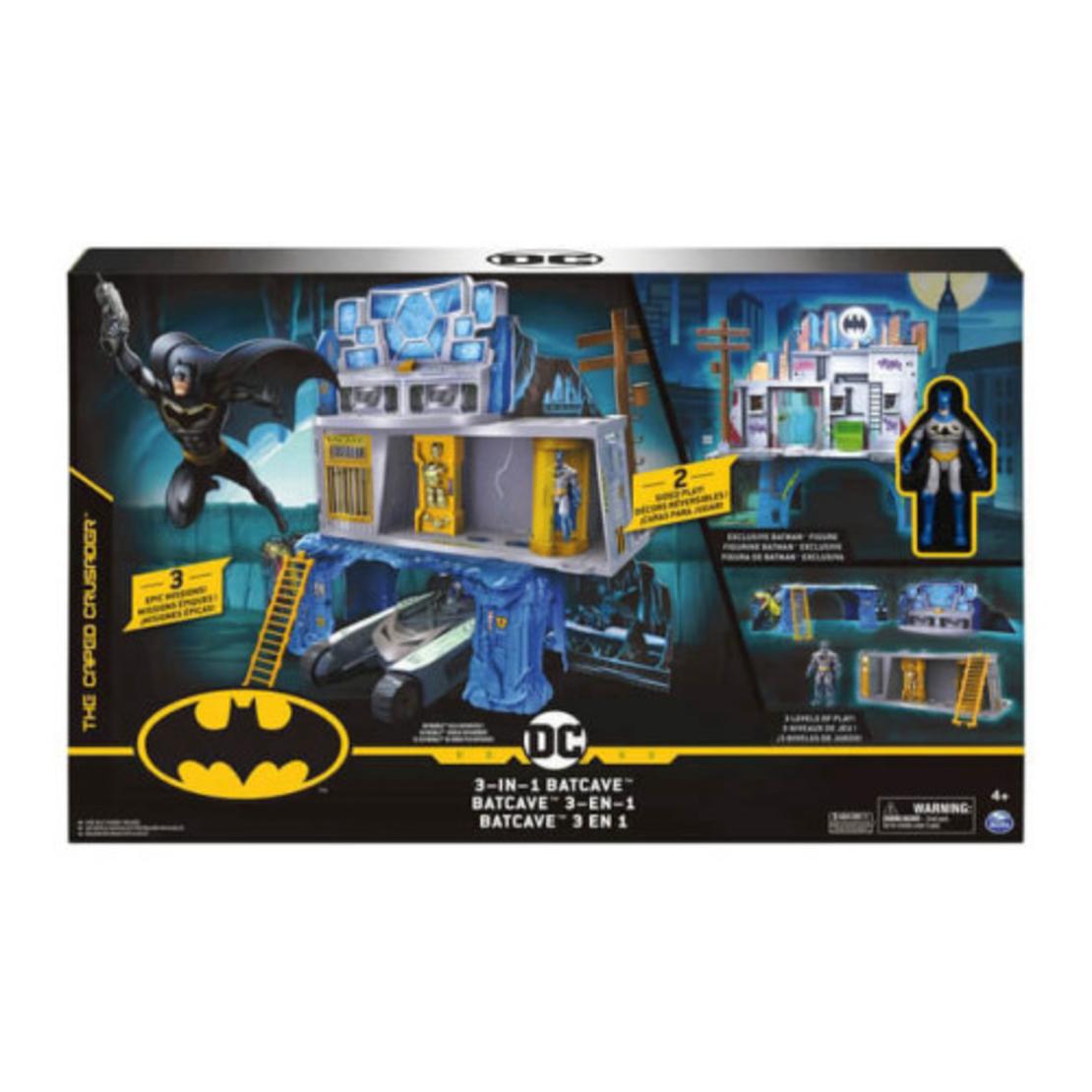 באטמן - סט פעולה ענק