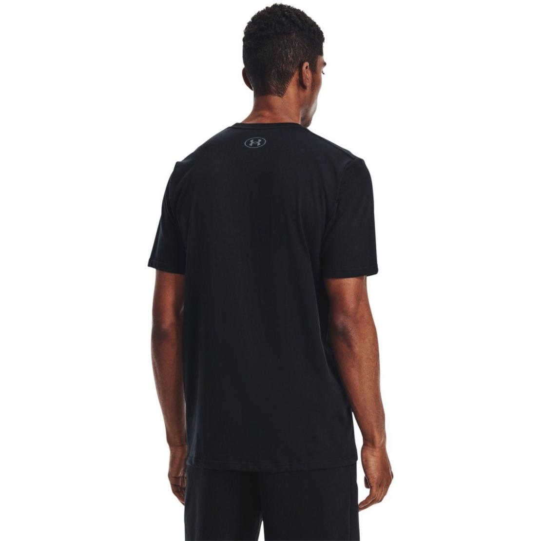 חולצת אנדר ארמור גברים | Under Armour Short Sleeve Fast Left Chest T-Shirt