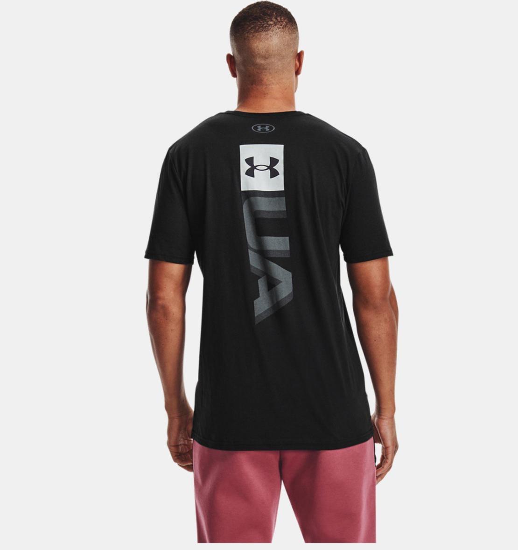 חולצת אנדר ארמור גברים | Under Armour Boxed Wodmark Short Sleeve