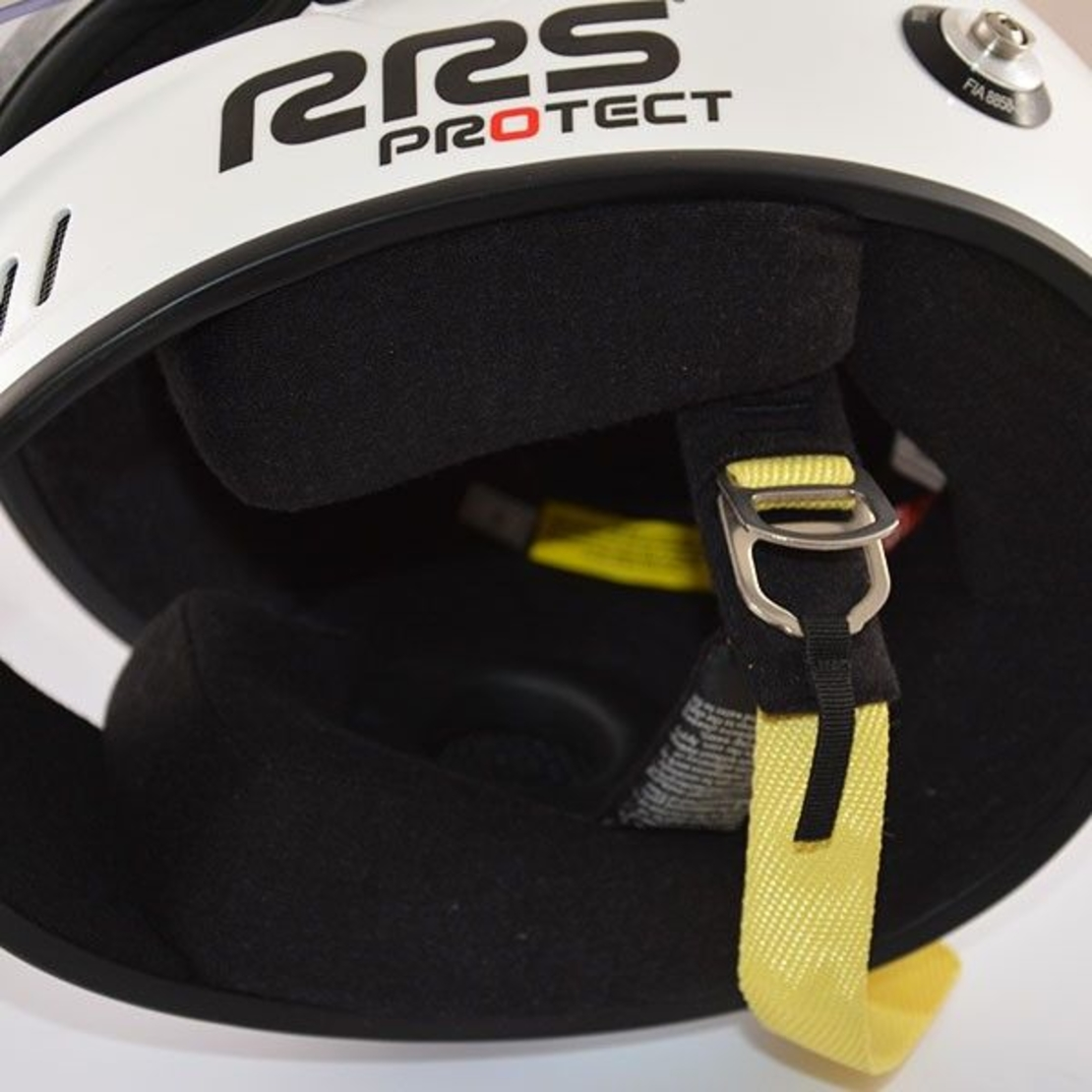 קסדה סגורה RRS Circuit בתקן FIA