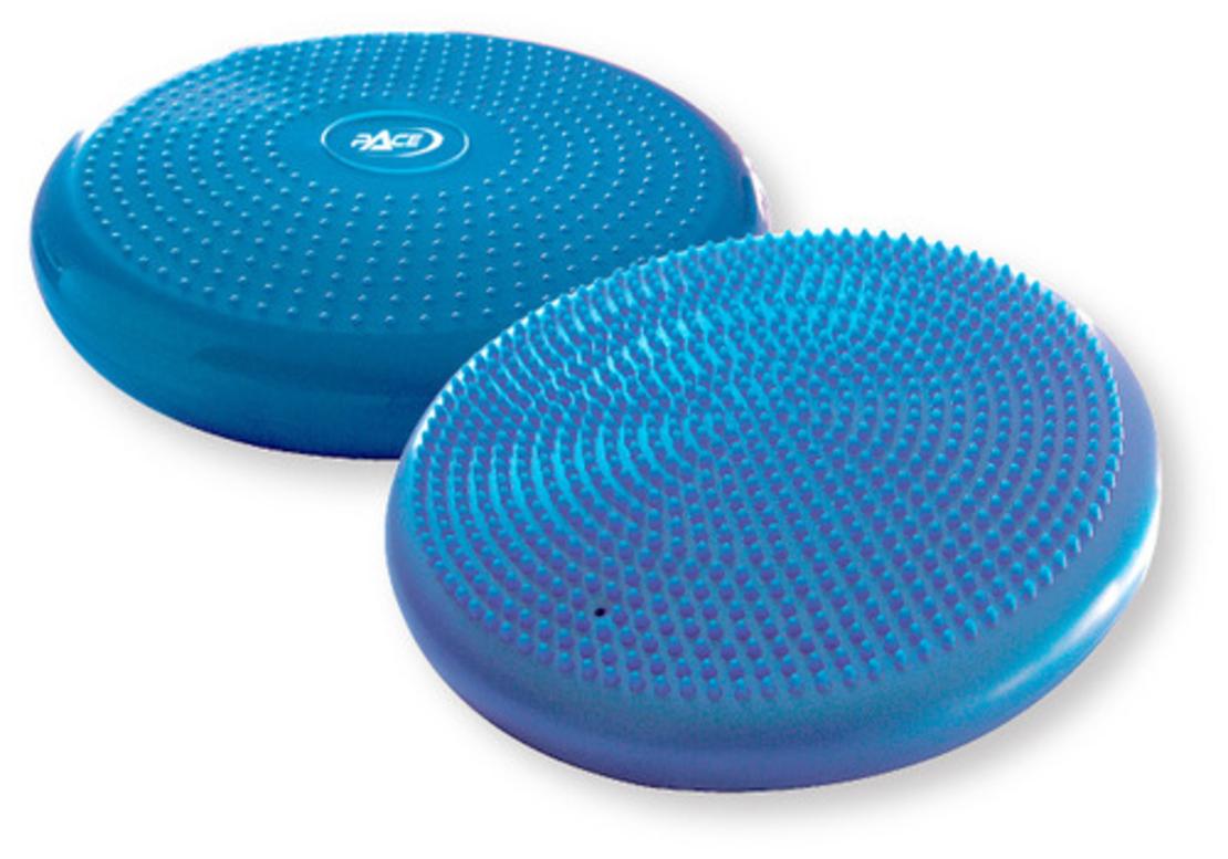 פיתה באלאנס לשיווי משקל ויציבה עשוייה מPVC צבע כחול