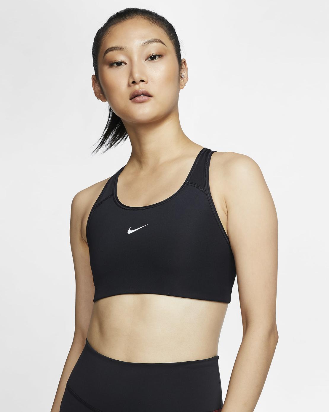 חזיית נייק | Nike Dri-FIT Swoosh Medium-Support Sports Bra