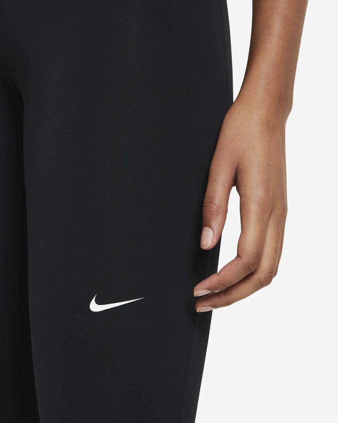 טייץ נייק לנשים   Nike Pro Women's Mid-Rise Leggings