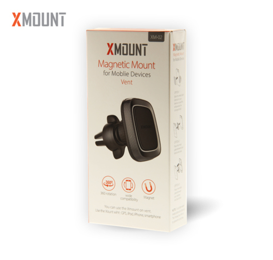 מעמד לרכב XMOUNT Magnetic Mount MX-02