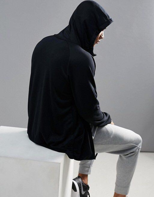 ג'קט נייק לגבר Nike Dri-Fit Men's Full-Zip Training Hoodie
