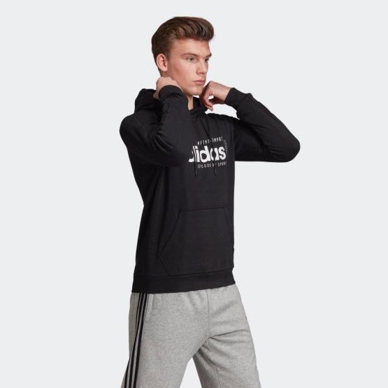 חולצת אדידס ADIDAS BRILLIANT BASICS HOODIE
