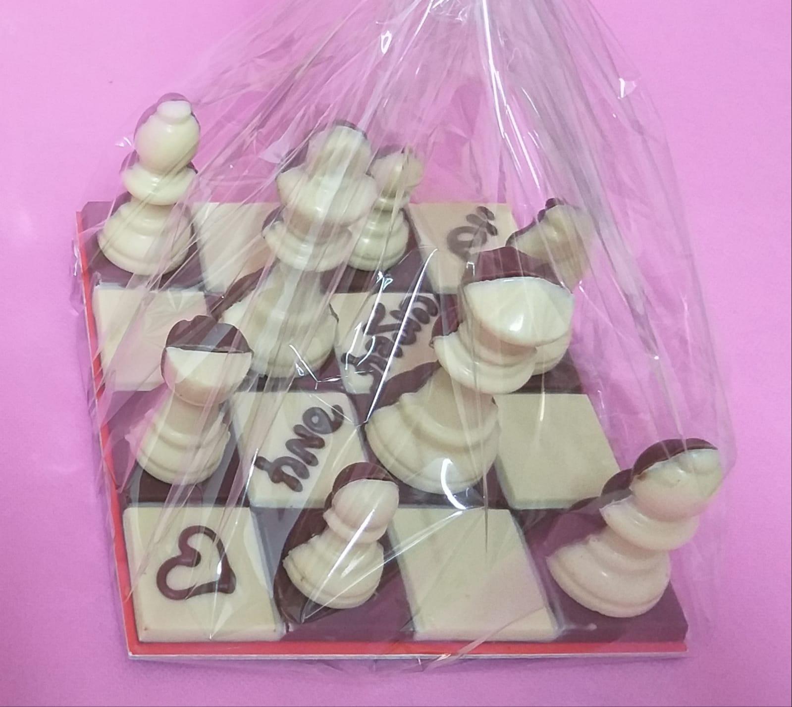 צורות משוקולד