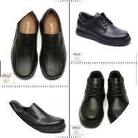נעליים עם רפידה נשלפת למדרס