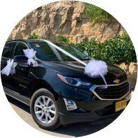 קישוט רכב לחתונה