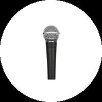 מיקרופונים דינמיים
