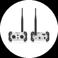 מערכות שידור אודיו אלחוטי