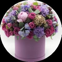 פרחים בקופסא 🎁